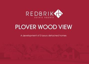 Thumbnail 4 bed detached house for sale in Plover Wood View, Westmoor Road, Brimington Common
