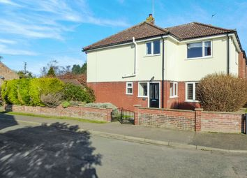 Thumbnail 4 bedroom detached house for sale in North Brink, Wisbech