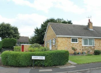Thumbnail 3 bed semi-detached bungalow for sale in Raven Close, Galley Hill, Guisborough