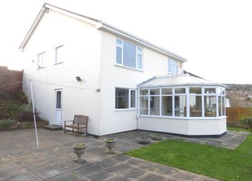 Thumbnail 4 bed detached house for sale in Regents Way, Minehead