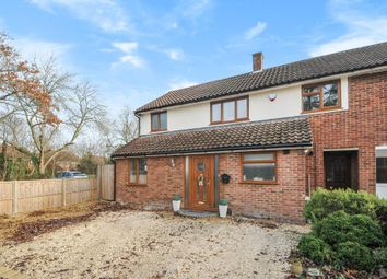 Thumbnail 4 bed end terrace house for sale in Priestwood, Bracknell, Berkshire RG42,