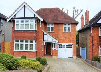 Thumbnail 4 bed detached house for sale in Summerfield Road, Loughton