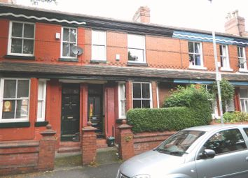 Thumbnail 3 bedroom terraced house to rent in Poplar Avenue, Burnage, Manchester
