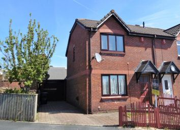 Thumbnail 3 bed semi-detached house for sale in Woodend Road, Plymouth, Devon