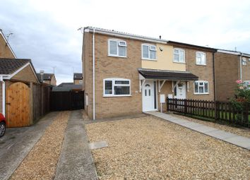 Thumbnail 3 bed semi-detached house for sale in Mallows Drive, Raunds