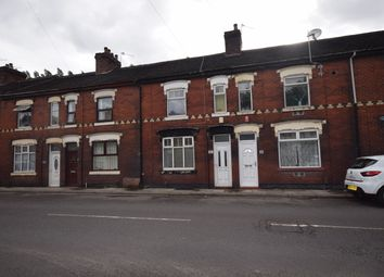 Thumbnail 3 bed terraced house to rent in Leek Road, Hanley, Stoke-On-Trent
