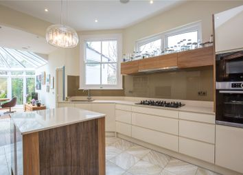 Thumbnail 6 bed semi-detached house for sale in Victoria Avenue, Church End, Finchley
