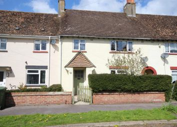 Thumbnail 3 bed terraced house to rent in Hill View, Kingston Lisle, Wantage