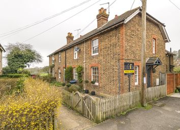 Thumbnail 2 bed end terrace house for sale in Trindles Road, South Nutfield, Redhill, Surrey