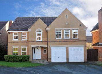 Thumbnail 6 bed detached house for sale in Stoneleigh Close, Moortown, Leeds