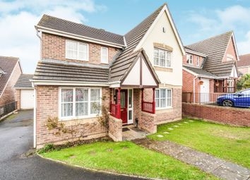 Thumbnail 4 bed detached house for sale in Periwinkle Drive, Plympton, Plymouth