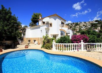 Thumbnail 4 bed villa for sale in Comunitat Valenciana, Alicante, Benissa
