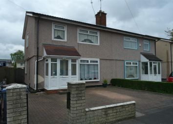Thumbnail 3 bed property for sale in Brays Road, Sheldon, Birmingham