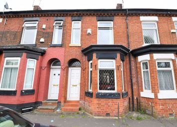 Thumbnail 2 bed terraced house for sale in Highfield Road, Salford