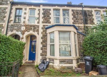Thumbnail 4 bed terraced house for sale in Stacey Road, Cardiff