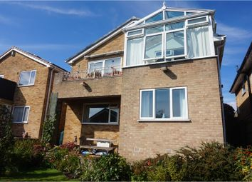 Thumbnail 4 bed detached house for sale in The Croft, West Ardsley, Wakefield