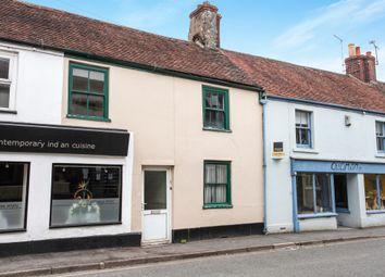 3 bed terraced house for sale in Salisbury Street, Shaftesbury SP7