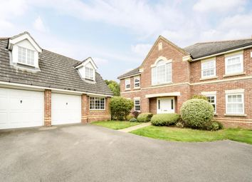 Thumbnail 5 bed detached house to rent in Spring Gardens, Wash Water, Newbury