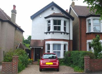 Thumbnail 3 bed detached house for sale in Park Hill, Carshalton