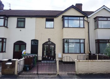 Thumbnail 3 bedroom terraced house for sale in Soma Avenue, Liverpool