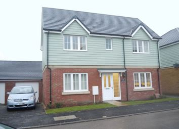 Thumbnail 3 bedroom detached house to rent in Bedford Drive, Fareham