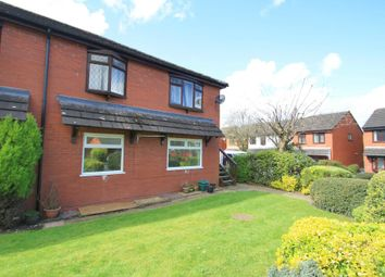 Thumbnail 1 bed flat to rent in 7 Fernleigh, Firdale Park, Northwich, Cheshire
