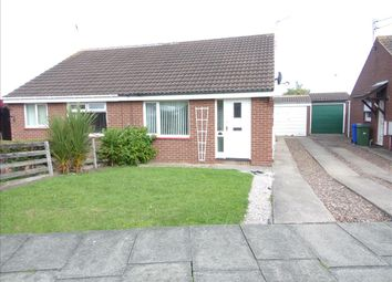 Thumbnail 2 bed bungalow to rent in Burnham Close, Blyth