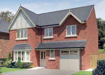 Thumbnail 4 bed detached house for sale in The Draycott, Radbourne Lane, Nr Derby, Derbyshire