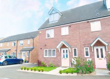 Thumbnail 4 bedroom semi-detached house for sale in Cefn Adda Close, Newport
