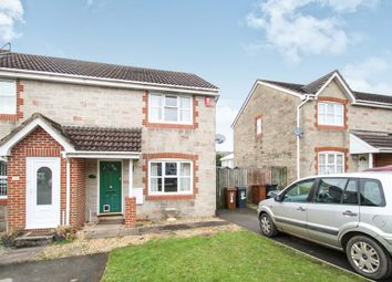 Thumbnail 3 bed end terrace house for sale in Heather Walk, Ivybridge