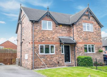 Thumbnail 2 bed semi-detached house for sale in Grange Park Court, Churwell