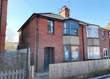 Thumbnail 3 bed semi-detached house for sale in Berkeley Road, Newbury