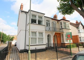 Thumbnail 2 bedroom maisonette to rent in Sidney Road, Staines-Upon-Thames, Surrey