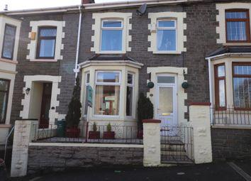 Thumbnail 3 bed terraced house for sale in Penrhys Avenue, Tylorstown, Ferndale