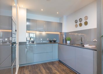 Thumbnail 3 bed flat for sale in Cooks Road, Stratford, London