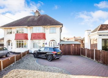 Thumbnail 3 bed semi-detached house for sale in Birkenhead Road, Meols, Wirral