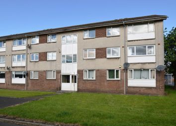 Thumbnail 3 bed flat for sale in York Way, Renfrew