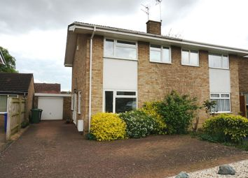 Thumbnail 3 bed semi-detached house for sale in Willow Grove, Old Stratford, Milton Keynes