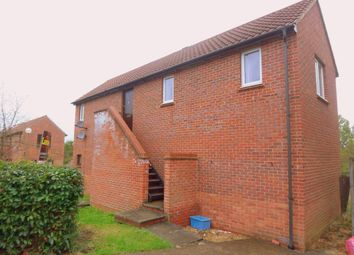 Thumbnail 2 bedroom flat to rent in Robertson Close, Shenley Church End, Milton Keynes