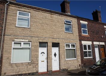 Thumbnail 2 bedroom terraced house for sale in Welby Street, Stoke-On-Trent