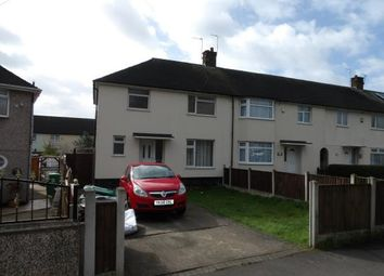 Thumbnail 3 bed end terrace house for sale in Green Lane, Clifton, Nottingham