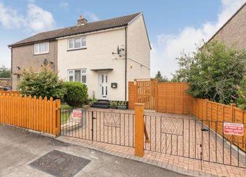 Thumbnail Semi-detached house for sale in Gilchrist Crescent, Whitburn, Bathgate, West Lothian