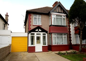 Thumbnail 3 bed semi-detached house for sale in Bassingham Road, Wembley