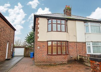 Thumbnail 3 bed semi-detached house to rent in Long Lane, Warrington