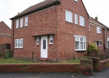 Thumbnail 3 bedroom semi-detached house for sale in Caithness Road, Hylton Castle, Sunderland