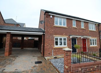 Thumbnail 3 bed semi-detached house for sale in Middlepark Road, Dudley, West Midlands