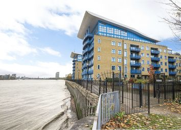 Thumbnail 3 bed flat for sale in Somerville Point, 305 Rotherhithe Street, London