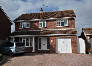Thumbnail 4 bed detached house for sale in Ashes Close, Walton-On-The-Naze