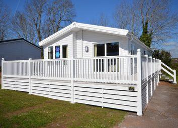 Thumbnail 2 bedroom mobile/park home for sale in Golden Sands, Warren Road, Dawlish