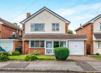 Thumbnail 3 bed detached house for sale in Lomax Close, Lichfield